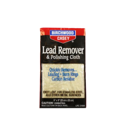 Birchwood Casey Lead Cleaner/Polish Cloth