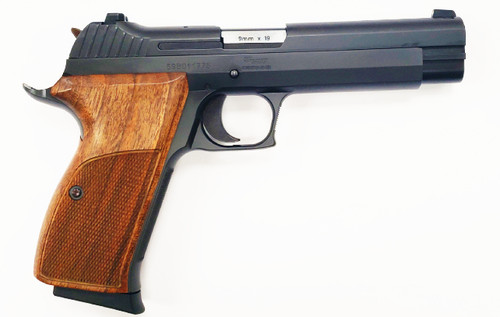 "Sig Sauer P210 9mm Target 5"" (Adjustable Sights)"