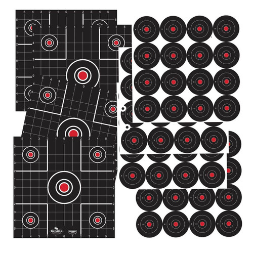 DIRTY BIRD® 12 INCH TARGET COMBO 12-PACK