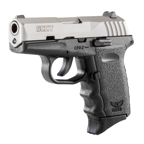 CPX2 (Nickel 2-Tone) 9mm