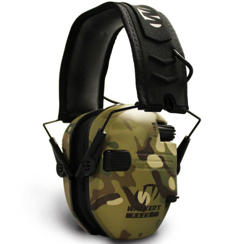 Walker's Razor Slim Electronic Muffs (Multi-Cam)