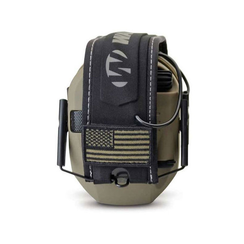 Walker's Razor Slim Electronic Muffs Patriot Edition (FDE)