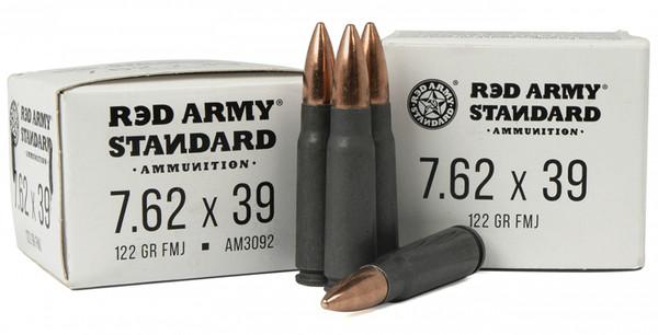 Red Army Standard 7.62x39 FMJ