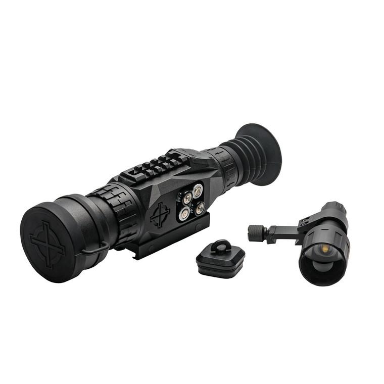 SightMark Wraith HD 4-32x50 Digital Riflescope Day/Night