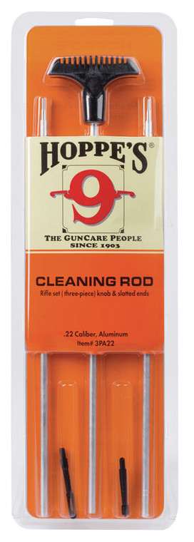 Hoppe's No. 9 All Caliber cleaning Rod (Rifle Set)