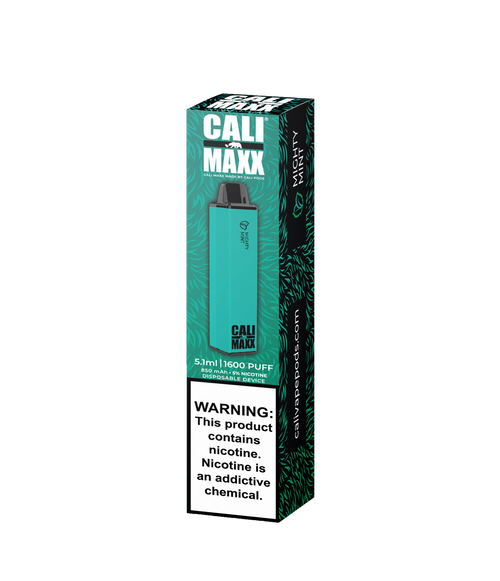 Cali MAXX Disposable - Mighty Mint