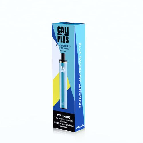 Cali Plus Disposable - Blue Raspberry Lemonade