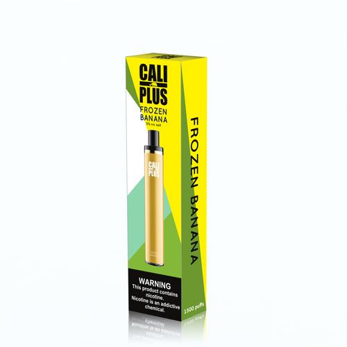 Cali Plus Disposable - Frozen Banana