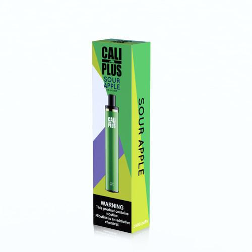 Cali Plus Disposable - Sour Apple
