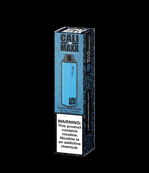 Cali Maxx Disposable - Blue Raspberry