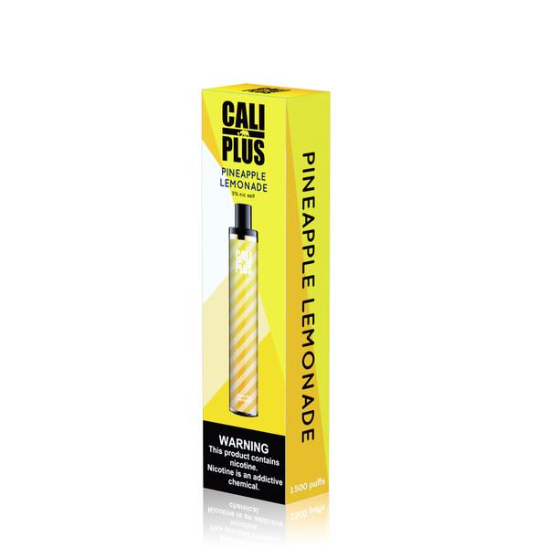 Cali Plus Disposable - Pineapple Lemonade