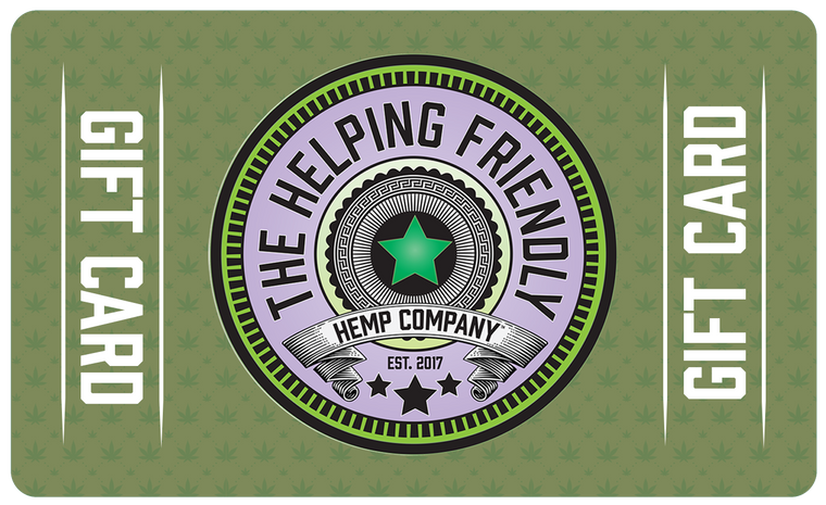 The Helping Friendly Salve Gift Card