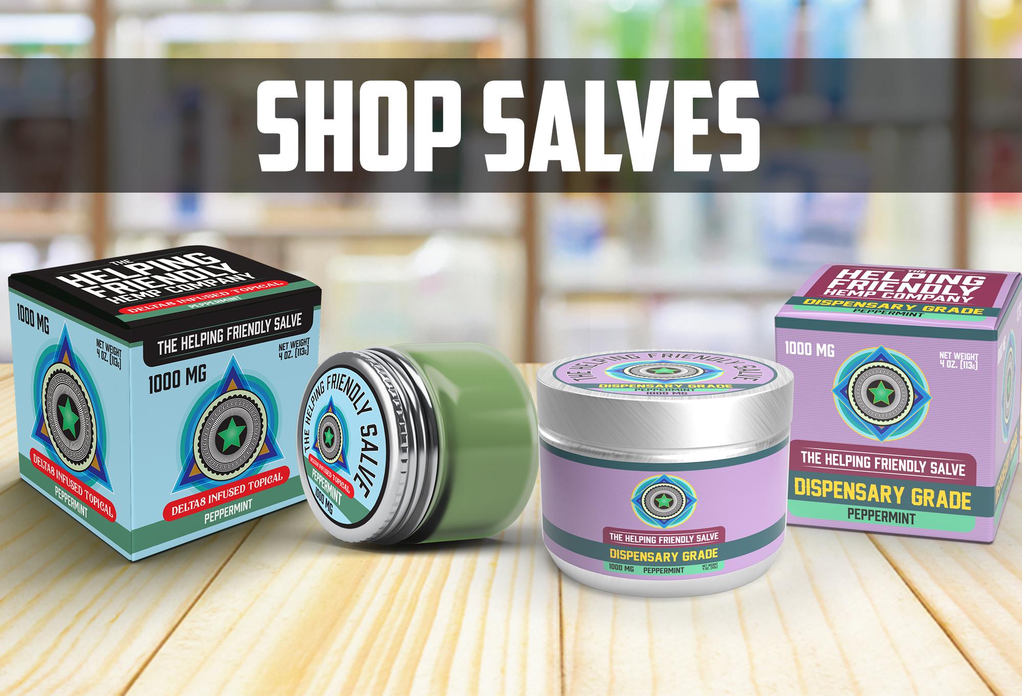shop helping friendly hemp salves