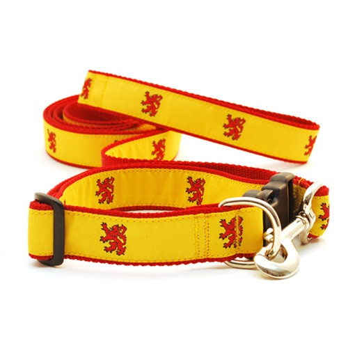 Scottish Rampant Lion (Narrow Collar)