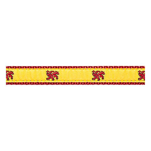 Scottish Rampant Lion II (Toy Leash)