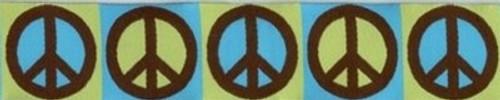 Peace Sign (Wide Collar)