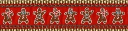 Gingerbread Man (Narrow Leash)