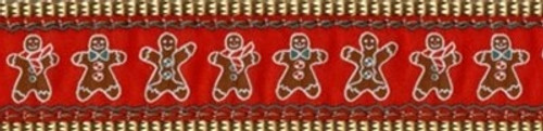 Gingerbread Man (Wide Leash)