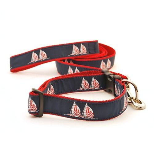 Racing Sailboats (Wide Collar)