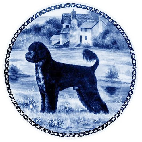 Portuguese Water Dog dbp07302