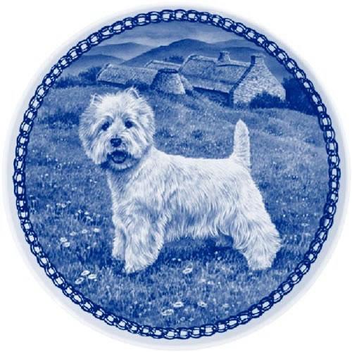 West Highland White Terrier dbp07409