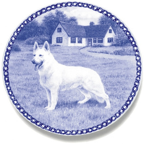 German Shepherd Dog - White