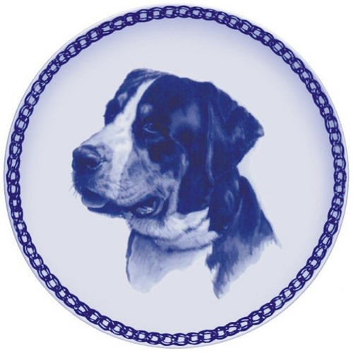 Greater Swiss Mountain Dog dbp07547