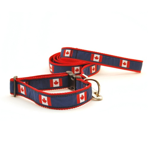 Canadian Flag (Wide Collar)