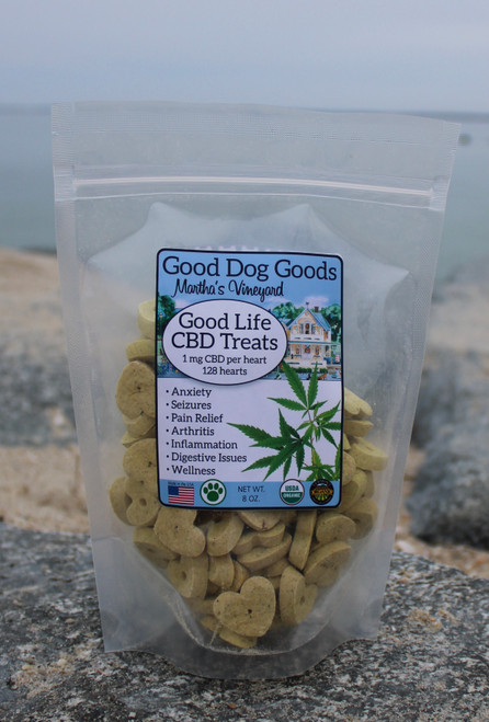 Good Life CBD Treats (1MG)