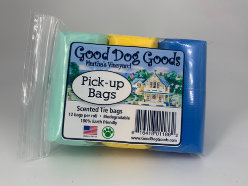 Pick up Bags - 3 Pack