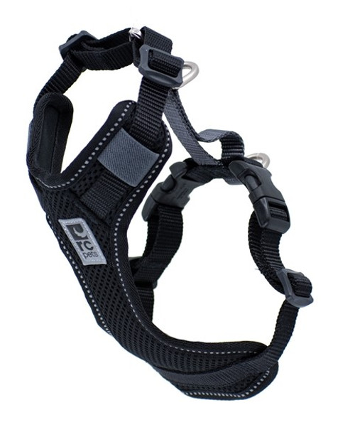 Moto Control Harness - Black