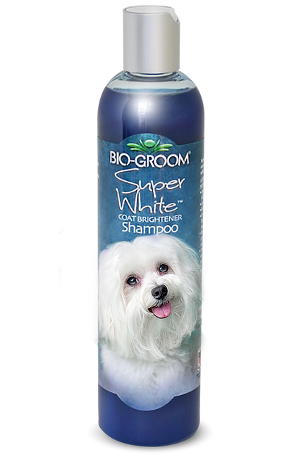 Super White Coat Brightener Shampoo