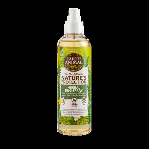 Earth Animal Nature's Protection Herbal Flea & Tick Bug Spray (8 oz)