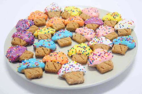 Mini Cupcakes (Gourmet Dog Treat)