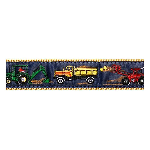Construction Vehicles (Wide Collar)