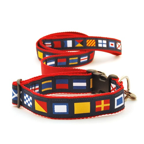A-Z Code Flags (Wide Collar)