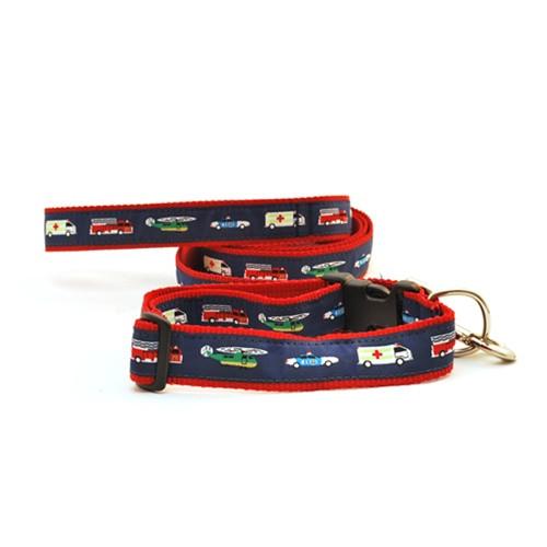 Emergency Vehicles (Wide Collar)