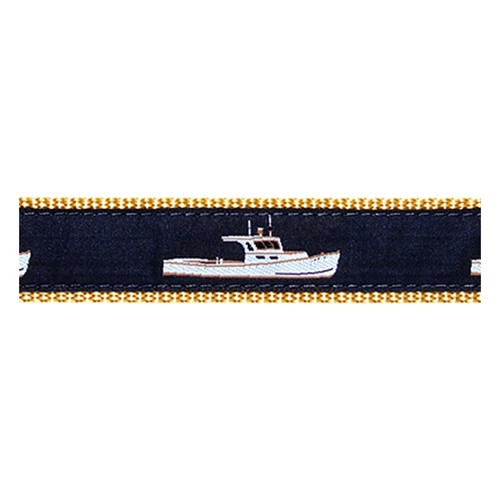Lobster Boat (Wide Collar)