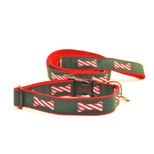 Peppermint Stick Bone (Wide Collar)