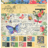 Graphic 45 Flutter 12 x 12 Collection Pack