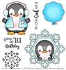 Darcie's Heart & Home Cool Bird Clear Stamp Set