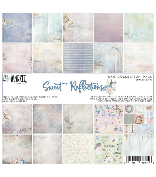 49 and Market Sweet Reflections 12x12 Collection Pack