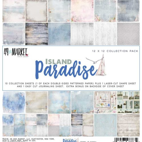 49 and Market Island Paradise 12 x 12 Collection Pack