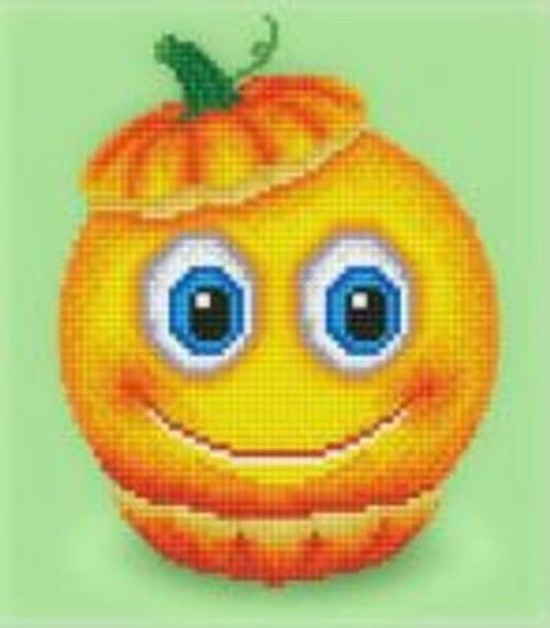 Diamond Dotz Sweet Pumpkin
