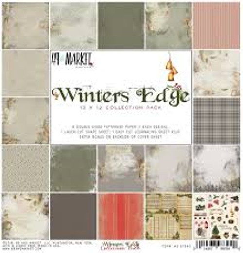 49 and Market Winters Edge 12 x 12 Collection