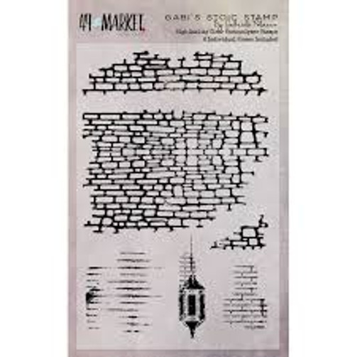49 and Market Gabi's Stoic Stamp Set