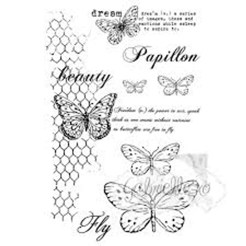 49 And Market Gabi's Butterflies are Free Stamp Set