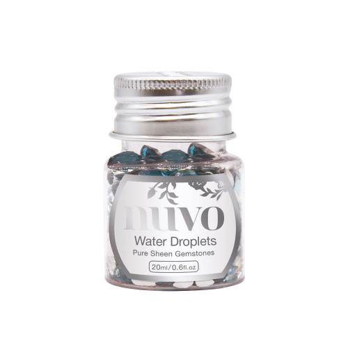 Nuvo Gemstones Water Droplets