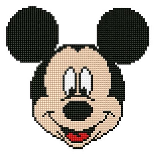 Diamond Dotz Disney® Mickey Head
