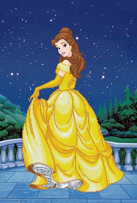 Diamond Dotz Disney® Belle Sparkle